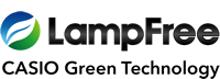 LampFree - CASIO Green Technology